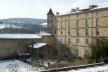 de l'Arche de Saint-Antoine, dans le joli petit village médiéval de Saint-Antoine l'Abbaye