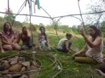 Atelier chants lors des premières rencontres InterFÈVE en septembre 2013